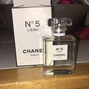 Chanel No. 5 L'eau!